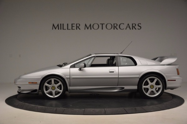 Used 2001 Lotus Esprit for sale Sold at Aston Martin of Greenwich in Greenwich CT 06830 3