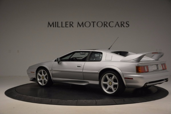 Used 2001 Lotus Esprit for sale Sold at Aston Martin of Greenwich in Greenwich CT 06830 4