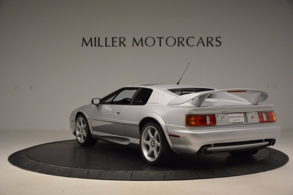 Used 2001 Lotus Esprit for sale Sold at Aston Martin of Greenwich in Greenwich CT 06830 5