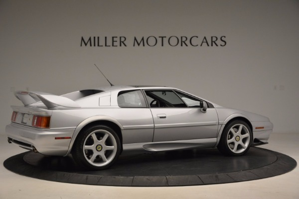 Used 2001 Lotus Esprit for sale Sold at Aston Martin of Greenwich in Greenwich CT 06830 8