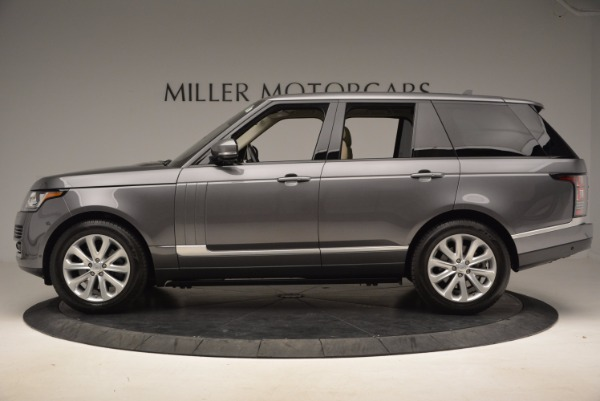 Used 2016 Land Rover Range Rover HSE TD6 for sale Sold at Aston Martin of Greenwich in Greenwich CT 06830 3