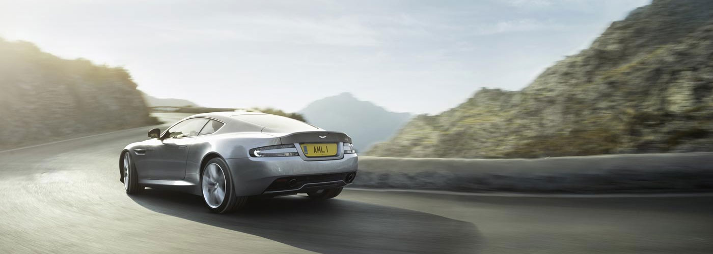 aston martin db9 video