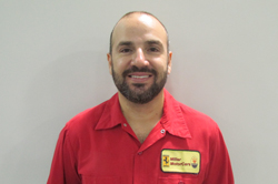 Leonardo Garcia - Ferrari Technician